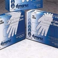 Latex Exam Gloves- Lightly Powdered- X-Large Bx/100