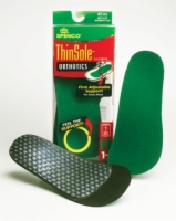 Spenco Thinsole Full Insole W 11/12  M 10/11