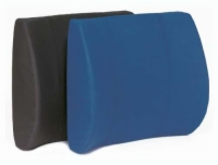 Lumbar Cushion w/Strap & Board Navy