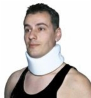 Foam Cervical Collar Wide Med 14 3/4  X 3 1/2