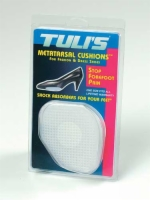Tuli's Metatarsal Cushion Pair