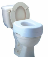 Raised Toilet Seat 5 1/2  High Carex