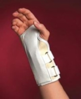 Cock-Up Wrist Splint Left Small Sportaid
