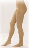 Truform 15-20 Pantyhose Black Tall
