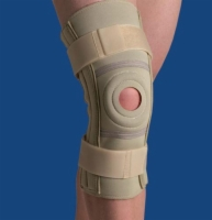 Knee Stabilizer  Beige  Medium