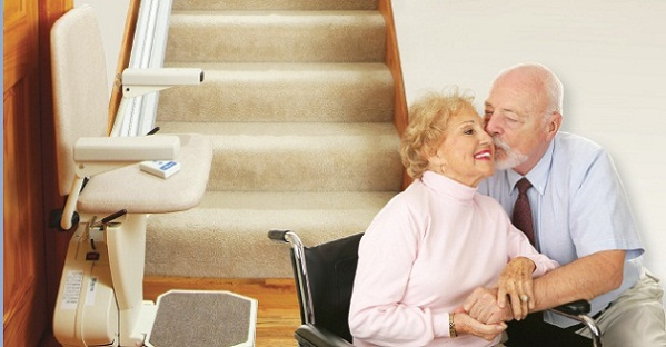 Buying a stairlifts can change people's lives