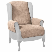 Taupe On Chair - Highlighted