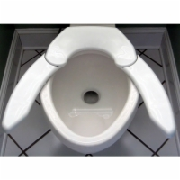 Adjustable Advantage Toilet Seat