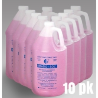 Erado-Sol Stain Remover, 1 Gallon Bottle - 10 Pack