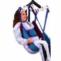Sani Sling - Deluxe Padded Toileting