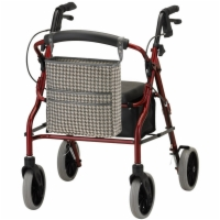 Houndstooth On Rollator