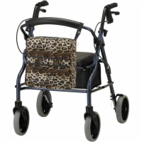 Leopard On Rollator