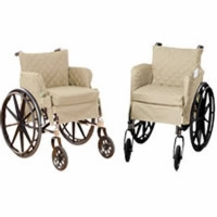 Sure Fit Wheelchair Cover Color - Flax