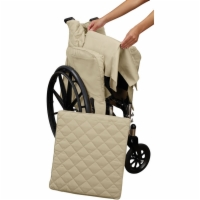 Wheelchair Folded - Flax