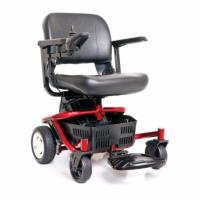 The New Golden LiteRide PTC Power Transport Chair
