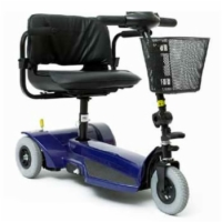 AmeriGlide 111TS 3 Wheel Mobility Scooter