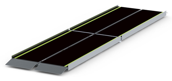 Trifold Ramp - Advantage Series - 5'