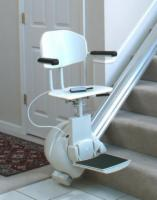 AmeriGlide TK Access Citia DC Stair Lift - Used