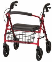 Nova Heavy-Duty Mini Mack 4214 Rollator
