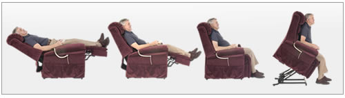 The Lift Chair Recliner Experts Buy Lift Chairs On Sale - Electric reclining chairs for the elderly