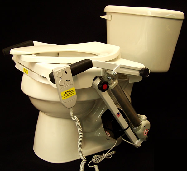 easy home toilet seat. Tush Push Toilet Seat Lift at U S  Medical Supplies