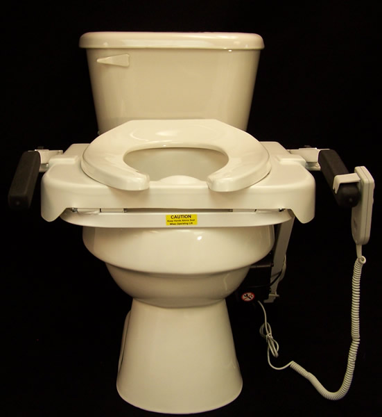 Tush Push Toilet Seat Lift At U S Medical Supplies