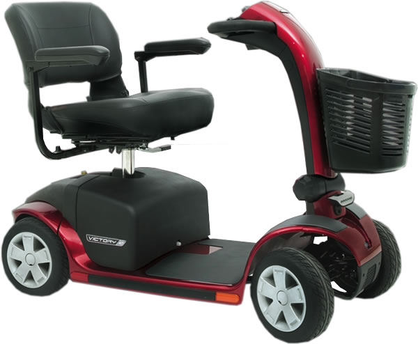 Pride Mobility Scooter >> Pride Victory 10 4 Wheel Scooter