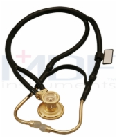MDF 22K Gold 2-in-1 Deluxe Sprague Rappaport Stethoscope