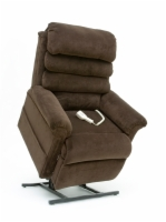 Lift Chair in Chocolate