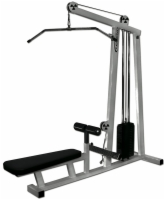 Seated Lat / Low Row Combination Selectorized Machine
