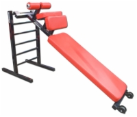 Sit-Up Board with Ladder
