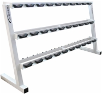 Pro-Style DB Rack - 3 Tier, 15 Pairs