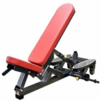 Pro Series Self-Adjusting Three-Way Bench