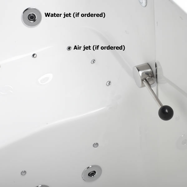 Front Loading Walk-In Bathtub | $2,569.99