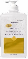 Isagel Hand Cleanser, 21 Oz.