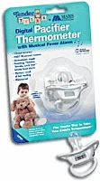 Digital Pacifier Thermometer W/ Musical Alarm