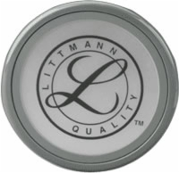 Littmann Tunable Diaphragm & Rim Assembly, Gray Rim (Pack of 5)