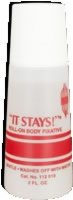 It Stays, Case Of 12-2 Oz Btls, Roll-on Body Adh