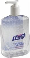 Purell Hand Sanitizer - 12 Ounce Pump Bottle