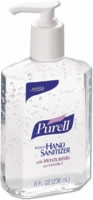 Purell Hand Sanitizer - 8 Ounce Pump Bottle