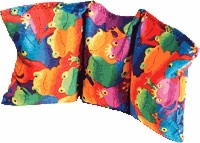 Rc Hot 3 Pocket Hot Pack Frog Print