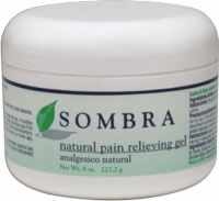 Sombra Natural Pain Relieving Gel, 8 Ounce