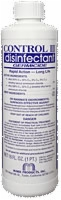 Control Iii Germicidal Solution Conc. 16 Oz.