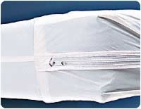 "Zippered Mattress Protector, 77"" X 34"" X 5"""