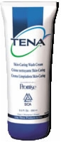 Tena Wash Cream, 8.5 Fl. Oz. Tube
