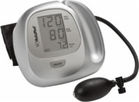 Digital Manual Bp Monitor W/adult Cuff, Regular