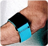 "Blue, Un (7""-15"") Neoprene Tennis Elbow Strap"