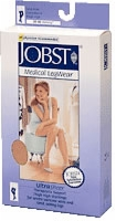 Med Thigh-hi, Beige, Clsd Toe Ultrasheer, 30-40 Mm