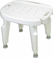 Bath Safe Height Adjustable Shower Seat