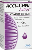 Accu-chek Active 2-level Controls